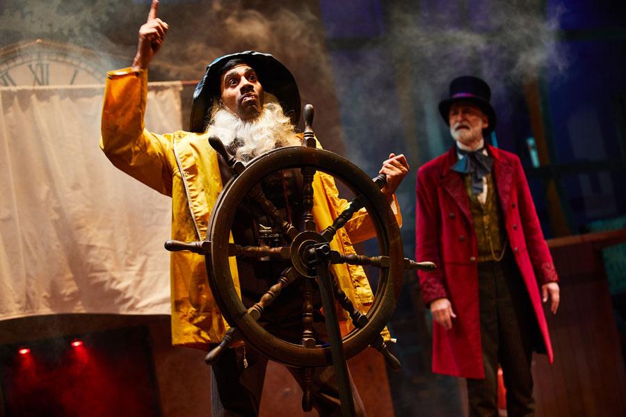 Around The World In Eighty Days Leeds Playhouse