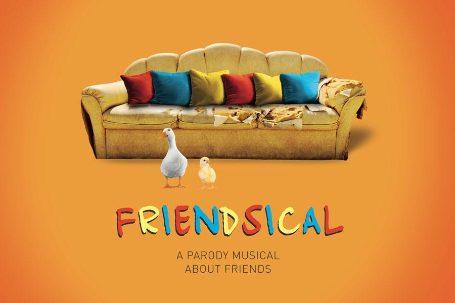 Friendsical UK Tour