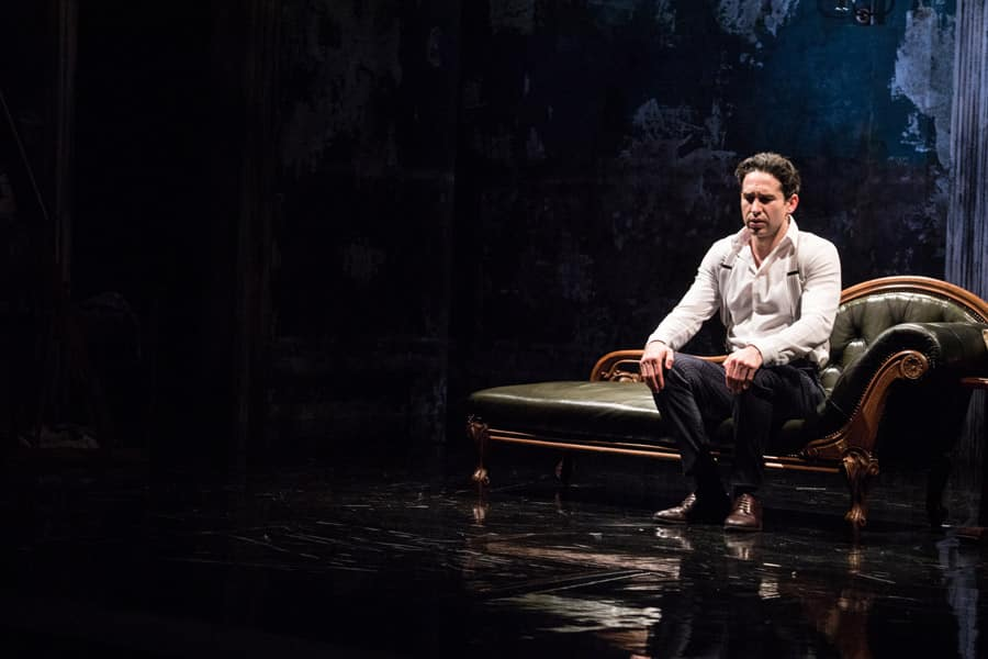 The Picture OPf Dorian Gray New Wolsey Theatre