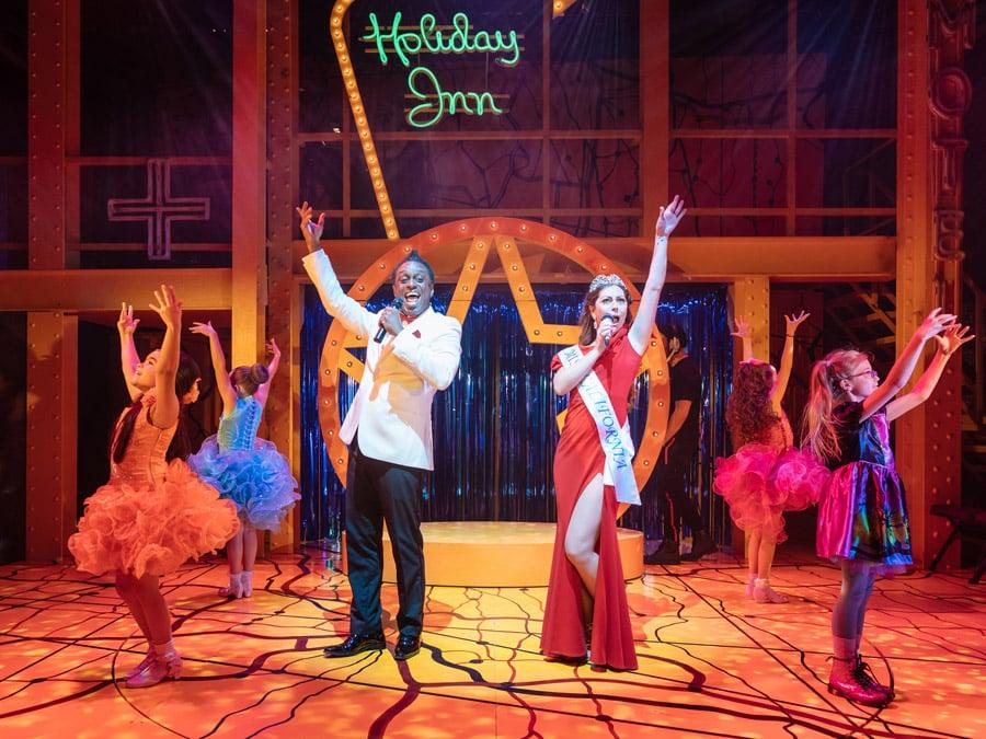 Little Miss Sunshine musical Arcola Theatre