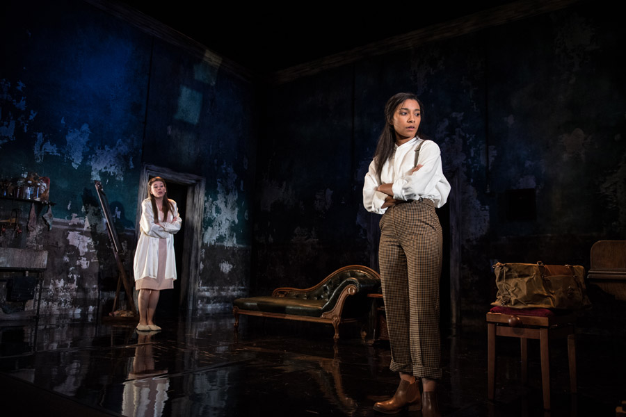 Picture Of Dorian Gray New Wolsey Theatre