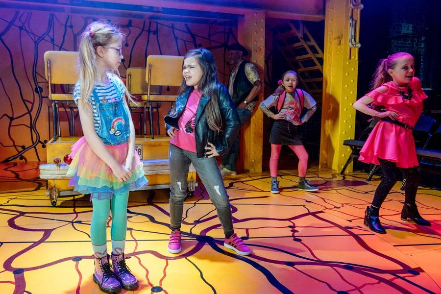 Little Miss Sunshine the musical