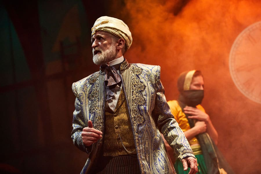 Around The World In 80 Days review Leeds Playhouse