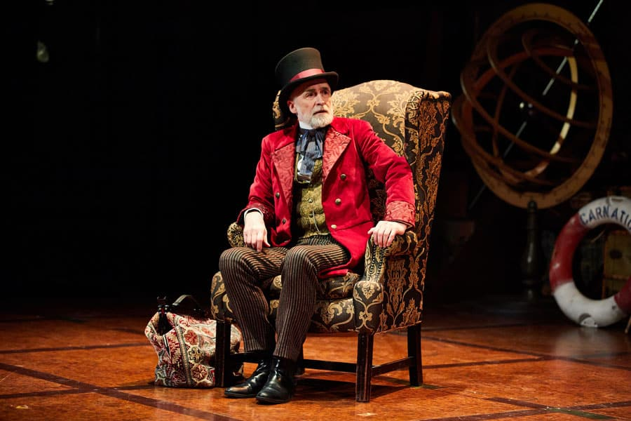 Around The World In Eighty Days review Leeds Playhouse