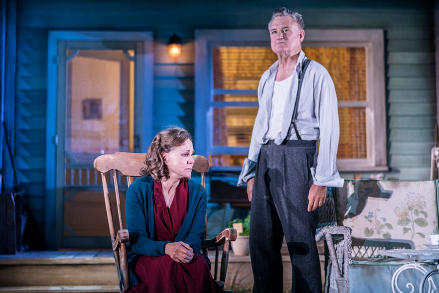 All My Sons Review Old Vic Theatre