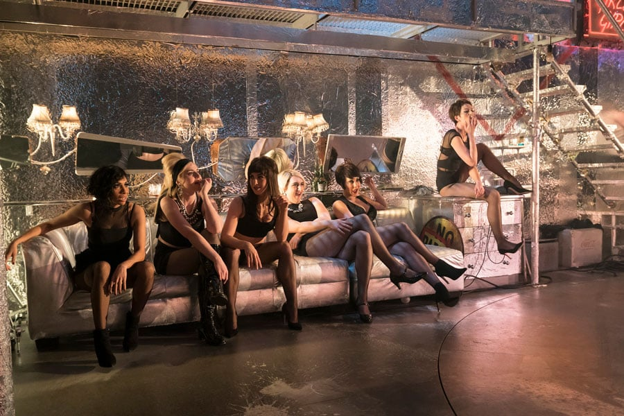 Sweet Charity review Donmar Warehouse