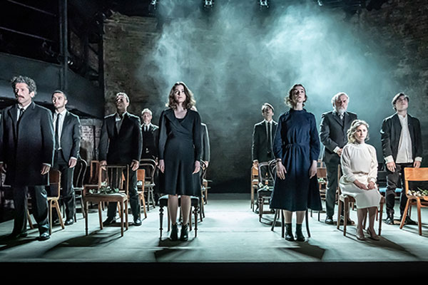 Three Sisters review Almeida Theatre London