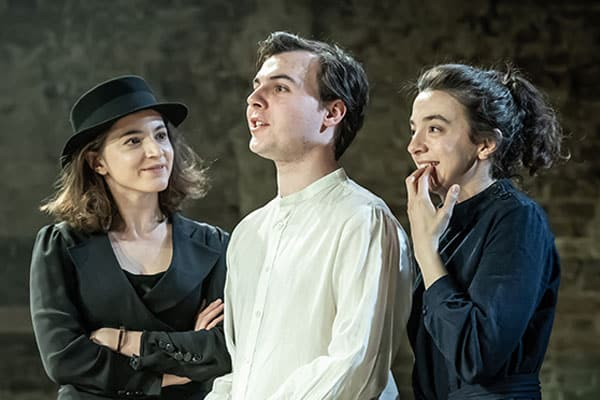 Almeida Theatre Three Sisters review