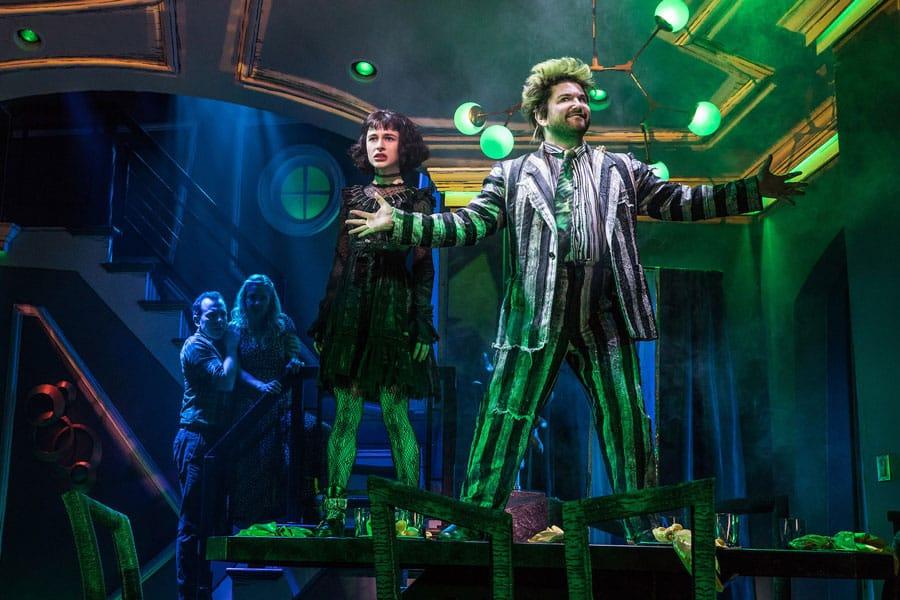Beetlejuice tickets Winter Gardens Theatre Broadway