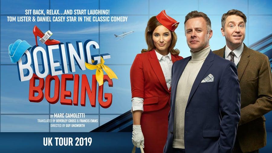 Boeing Boeing Tour