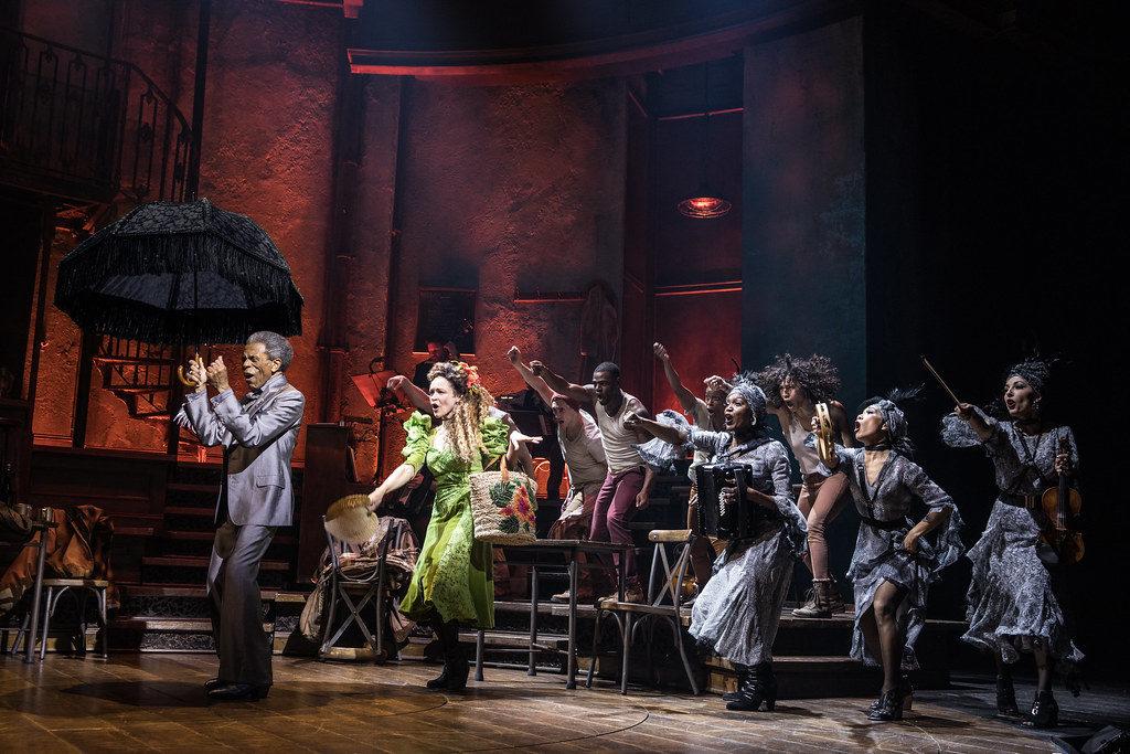 Hadestown tickets Broadway