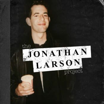 The Jonathan Larson project cd review Ghostlight Records