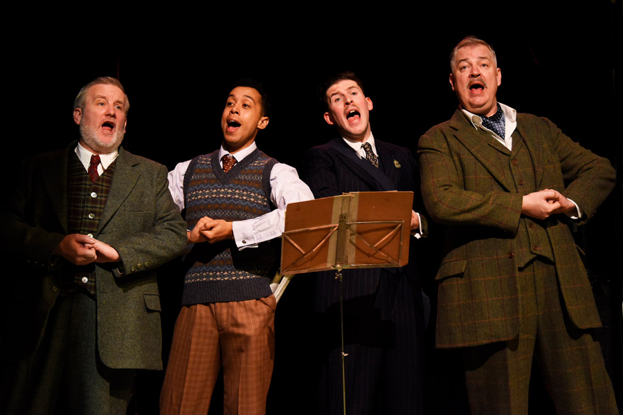 Northern Broadsides Much Ado About Nothing