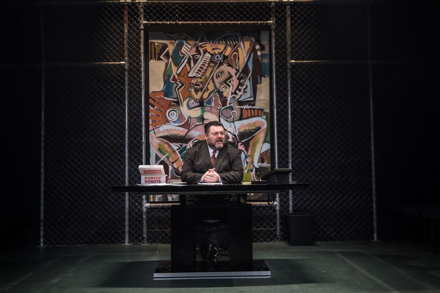 Other People's Money review Southwark Playhouse