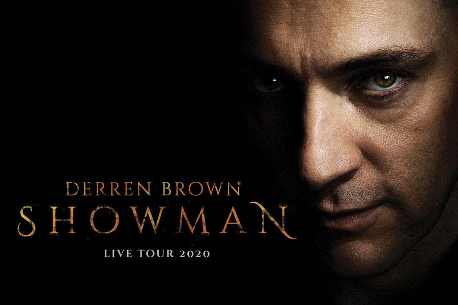 Derren Brown Tour