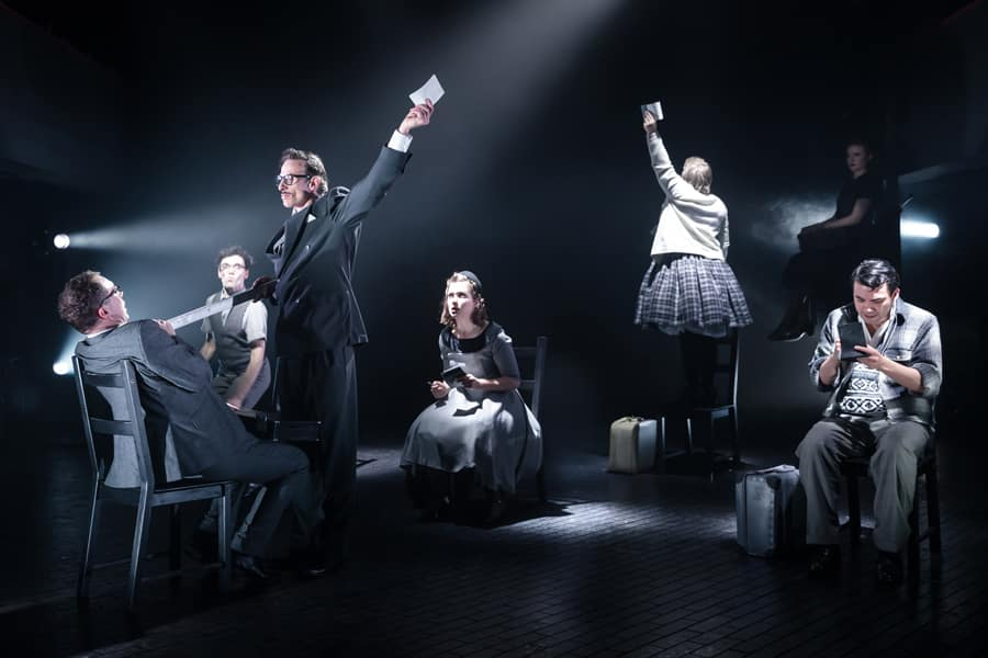 Michel Legrand Armour Charing Cross Theatre