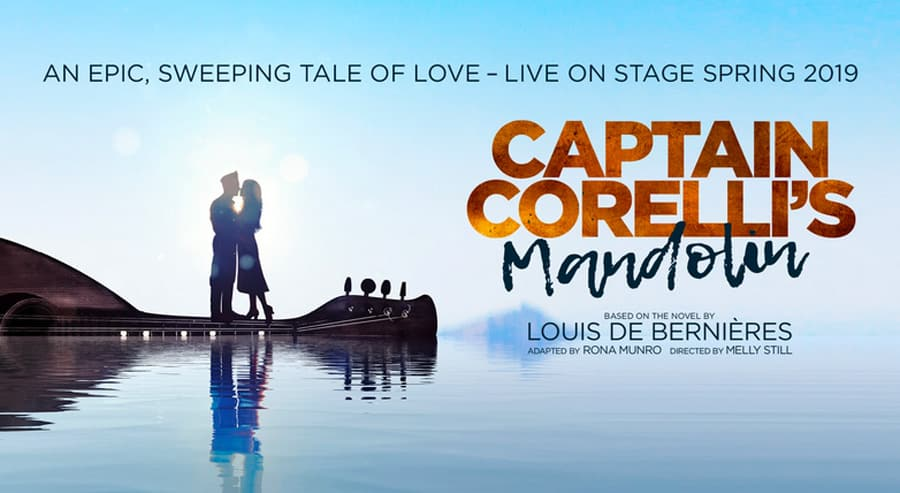 Captain Corelli's Mandolin Harold Pinter Theatre