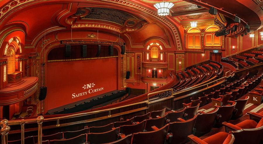 Dominion Theatre London Interior