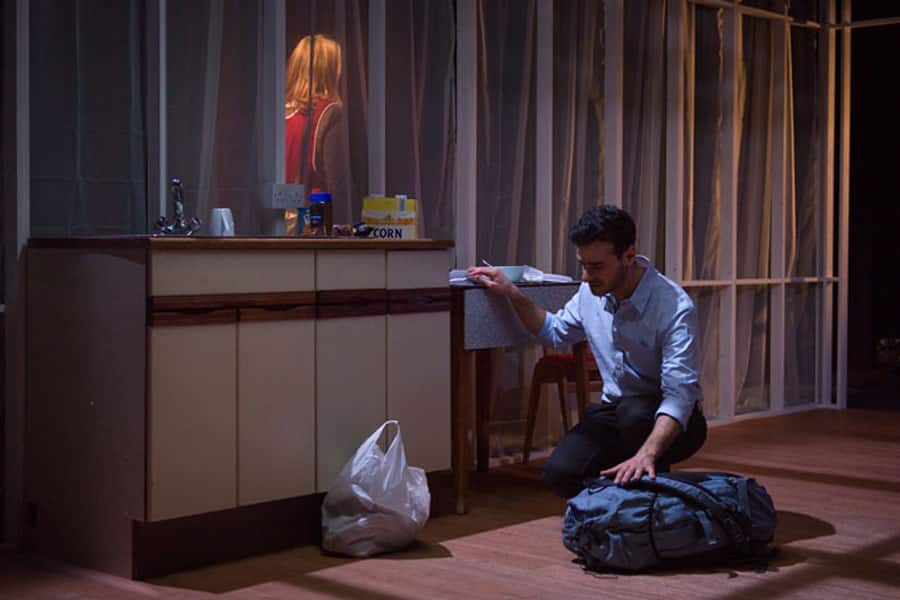 Don't Look Away review Pleasance Theatre