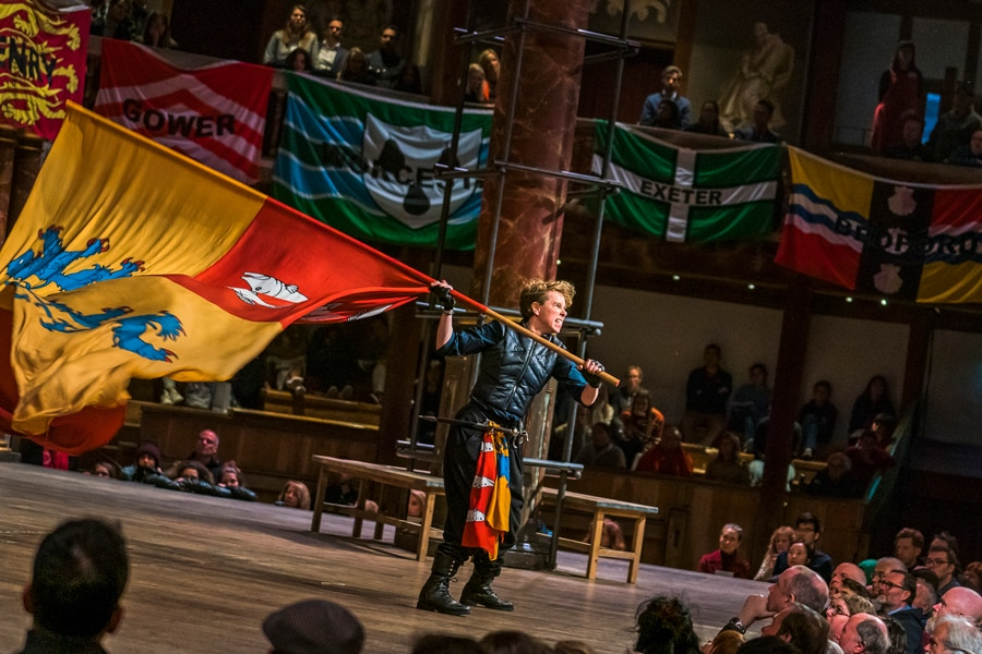Henry IV Part One review Shakespeare's Globe
