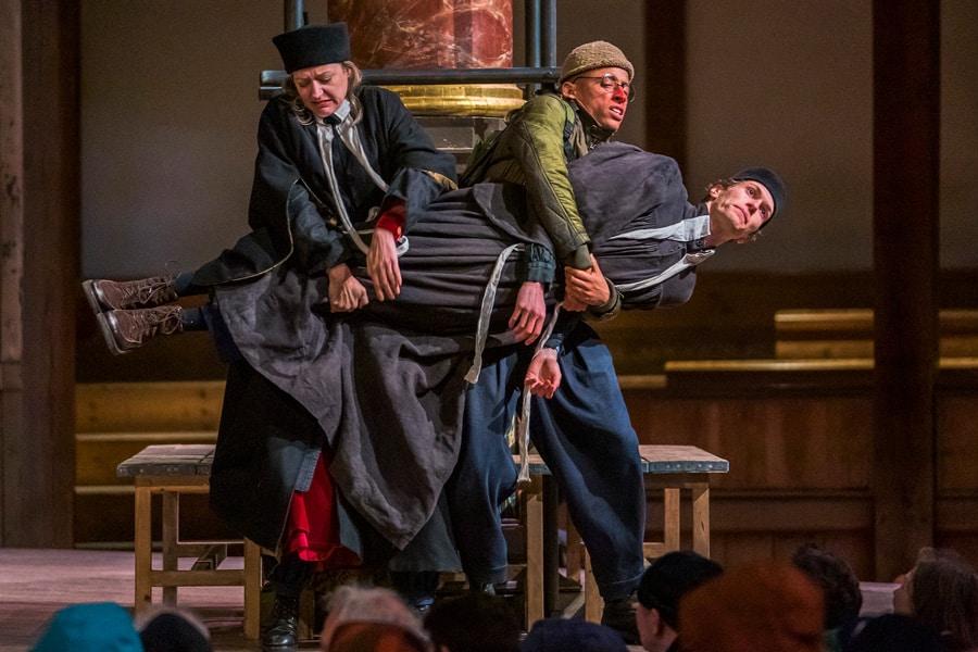 Henry IV Part 2 review Shakespeare's Globe