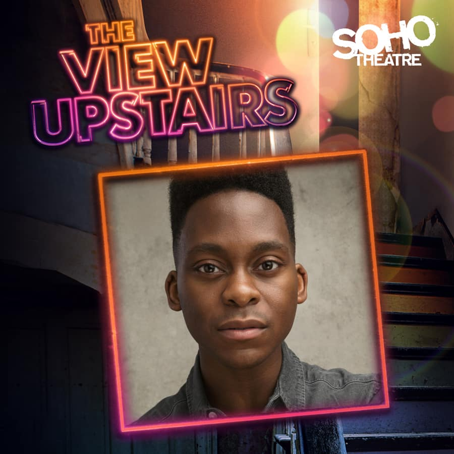 Tyrone Huntley The View Upstairs