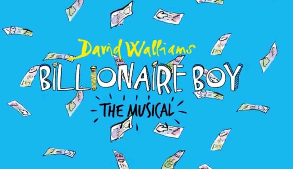 Billionaire Boy UK Tour