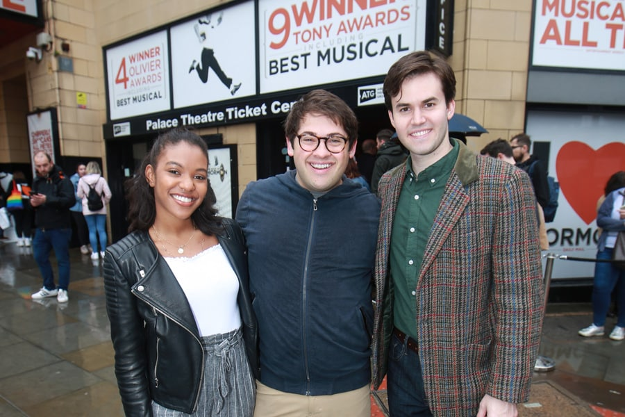 Book Of Mormon Manchester tickets