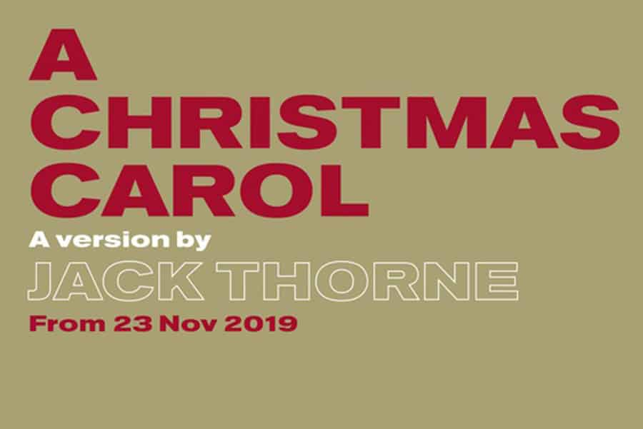 A Christmas Carol Old Vic Theatre