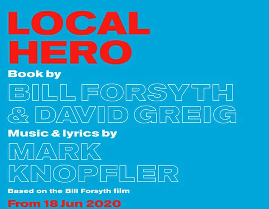 Local Hero musical Old Vic Theatre