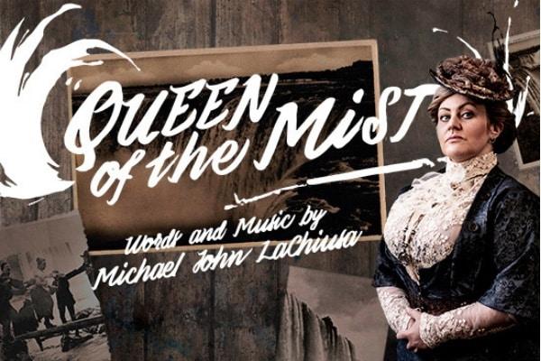 Michael John LaChiusa Queen Of The Mist Charing Cross Theatre London