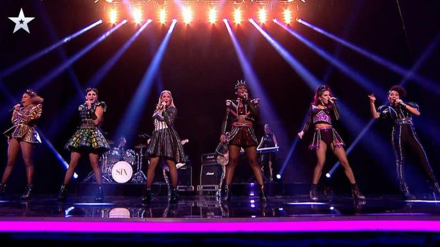 Six musical Britain's Got Talent