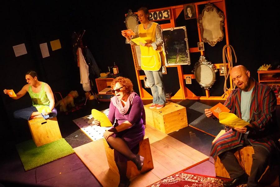 Sumer Street review Waterloo East Theatre