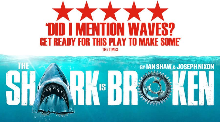 the-shark-is-broken-ambassadors-theatre