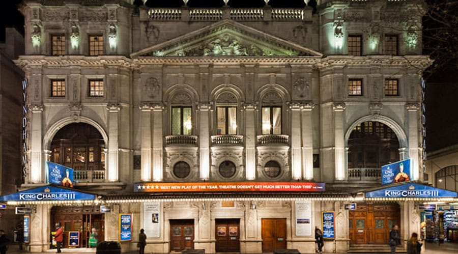 wyndhams-theatre-london-exterior