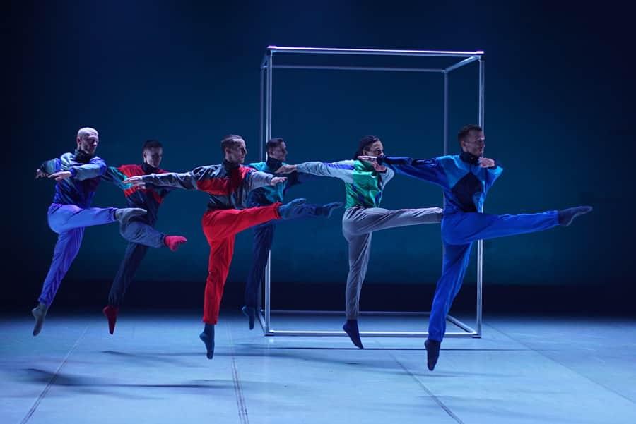 Balletboyz review Vaudeville Theatre