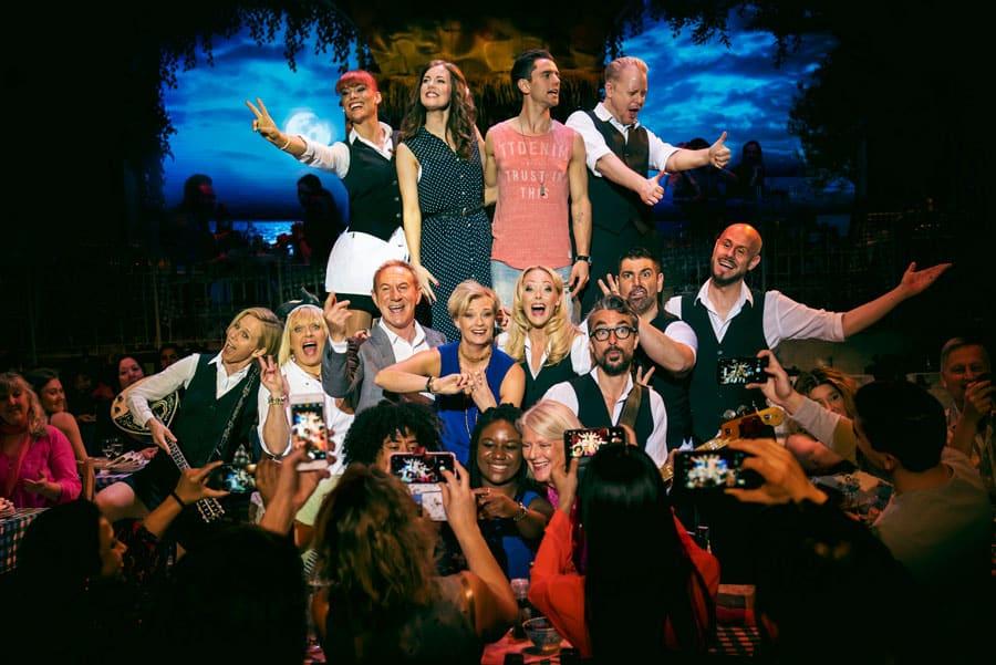 Mamma Mia! the Party O2 London