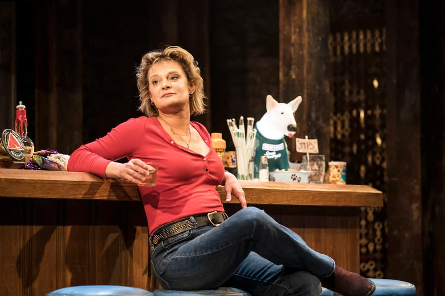 Sweat review Gielgud Theatre