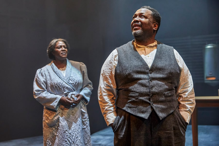Death Of A Salesman Piccadilly Theatre Olivier Awards 2020