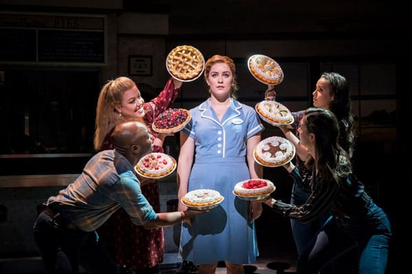 Waitress London tickets