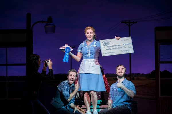 Waitress musical Sara Bareilles