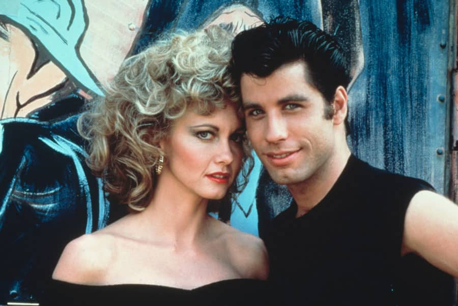 Grease in Concert Tour