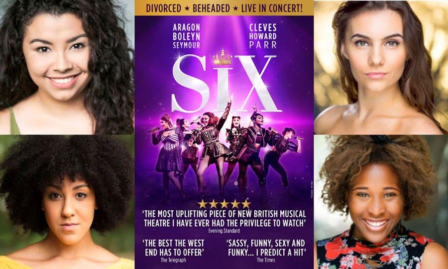 Six London new cast
