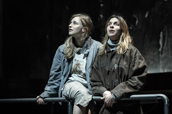 Europe David Greig Donmar Warehouse