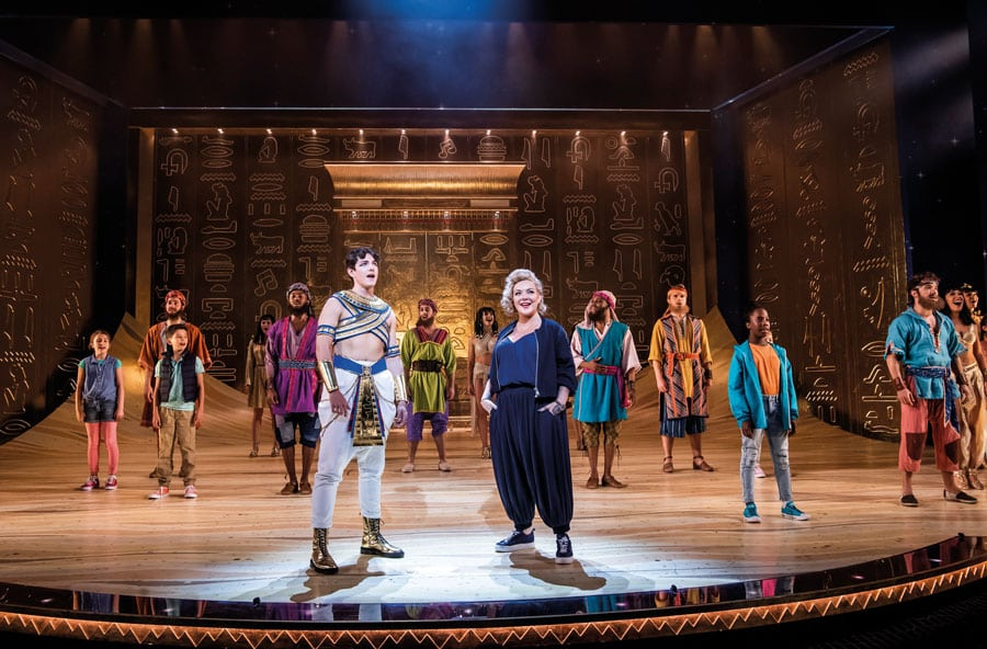 Joseph and the amazing technicolor dreamcoat review London Palladium