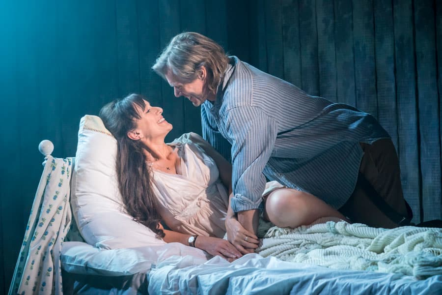 Bridges Of Madison County review Menier Chocolate Factory London