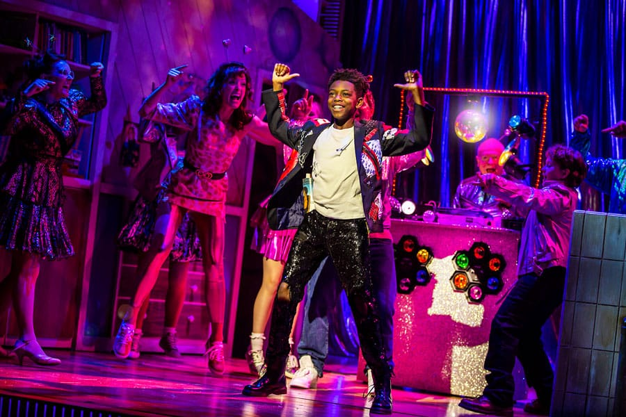 Adrian Mole The Musical tickets Ambassadors Theatre