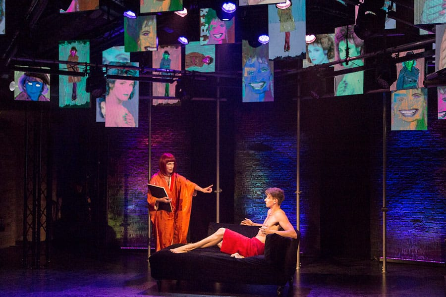 Closer To Heaven review Above The Stag