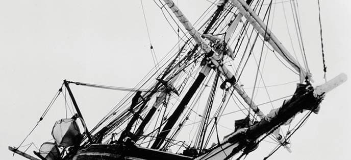 Shackleton's Carpenter Uk Tour