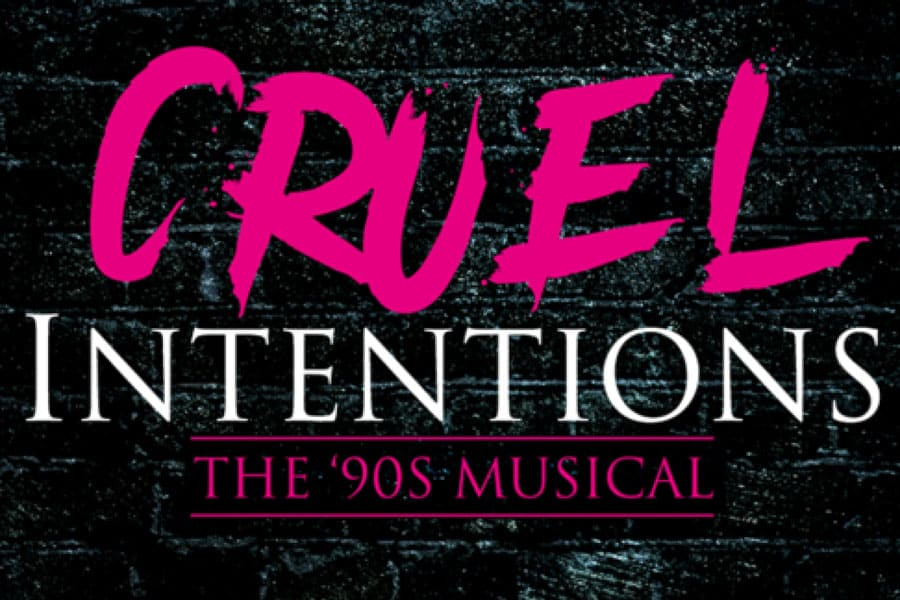 Cruel Intentions musical Edinburgh Fringe